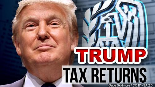 Trump Loses Fight To Keep Taxes Secret, Appeal Imminent