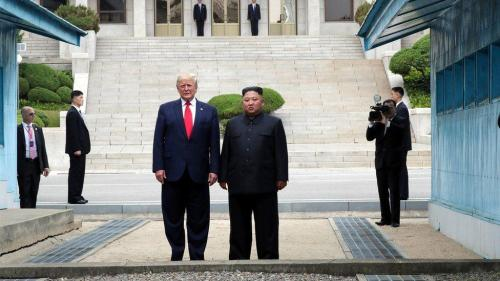 """Ahead Of US Nuke Talks, North Korea Fires """"Ballistic Missiles"""" Into Japanese Waters"""