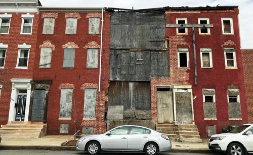 Baltimore Holds 'Ceasefire Prayer' As Murders On Track For Record Year