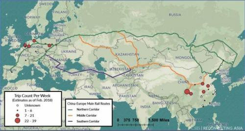 Shaping Eurasia: Russia – China Bilateral Trade And Cooperation