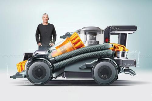 "Dyson Ditches Electric Car Project Admitting It Can Never Be ""Commercially Viable"""