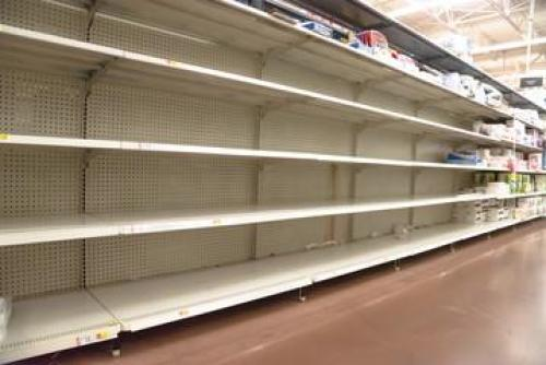 If Truckers Stopped Working, Grocery Stores Would Run Out Of Food In 3 Days
