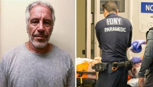 It's Official: Epstein Committed Suicide By Hanging, Medical Examiner Rules