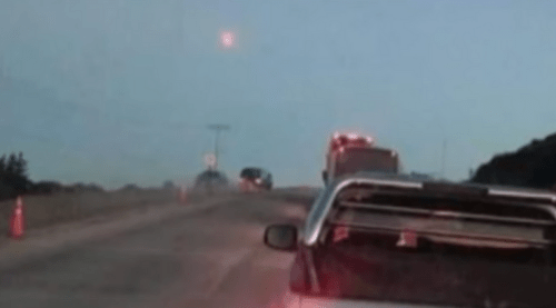 Scientists Baffled: Unidentified Object Falls From Sky, Ignites Number Of Fires