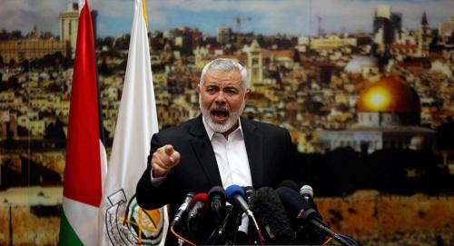 "Hamas Chief Vows Major ""Armed Resistance"" If Trump's Deal Of The Century Implemented"