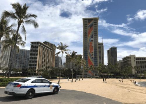 Аресты на Гавайях & # 039; Бродячие туристы & # 039; В COVID Расправа с инфекцией 3