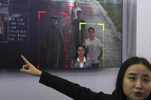 US Sanctions Chinese Surveillance Companies For Human Rights Abuses Against Uighurs