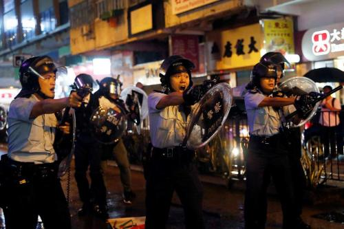 "China's Patience Runs Out As Beijing Signals It Has ""Responsibility To Intervene"" In Hong Kong"