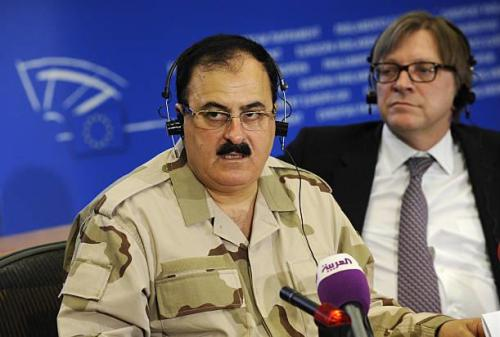 Former US-Backed Rebel Leader Now Spearheading Attack On US-Backed Syrian Kurds