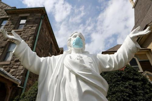 CDC Rushes Out Pandemic Guidance For Religious Worship After Surprise Trump Announcement