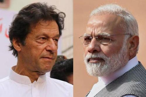 """Pakistan's PM Khan: World Must """"Seriously Consider"""" Safety Of India's Nuclear Arsenal"""