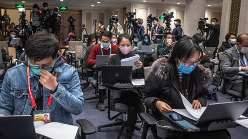 After China Forced OutReporters, Trump Hits Back With Severe Restrictions On Chinese Media