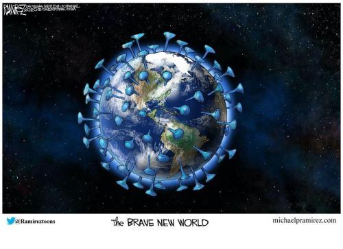 """""""Так же, как не было оружия массового поражения, там нет вируса массового уничтожения ..."""" 2"""