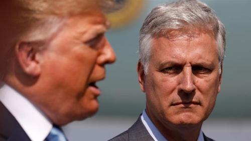 National Security Council GuttedAs Establishment Loyalists Undermine Trump