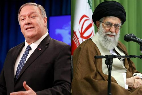 Pompeo Likens Iran To Nazis On 2nd Anniversary Of US Nuclear Deal Exit