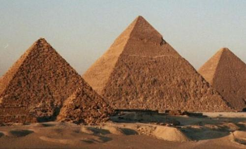 Egypt To Elon Musk: No, Aliens Did Not Build The Pyramids