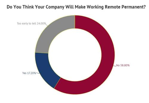 Половина американских рабочих будут работать из дома навсегда 6
