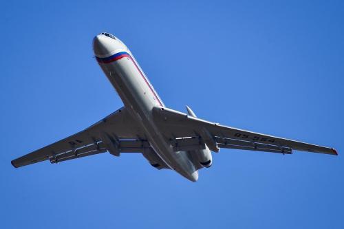 TrumpTo Exit 'Open Skies' Treaty, Banning Russian Recon Flights Over US