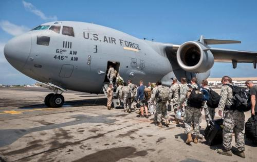 """""""Protecting NATO's Eastern Flank"""": Poland To Host 1,000 US Troops Leaving Germany"""