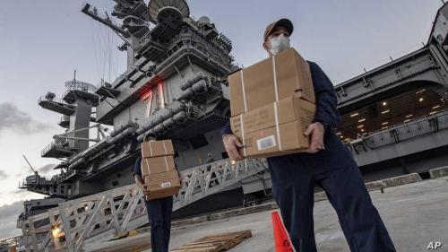Navy Reports Alarming 'Stealth Transmission' Rate:60% Of InfectedCarrier Crew Symptom-Free 8