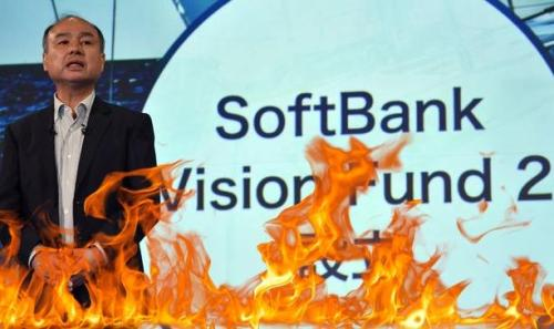 SoftBank's Vision Fund 2 Likely Shelved After WeWork Blow Up