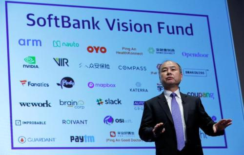 """SoftBank CEO Admits """"Embarrassed, Flustered"""" By Track Record After WeWork Implosion"""