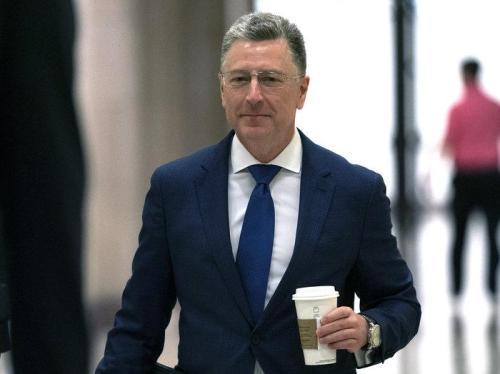 House DemocratsDump Volker Texts In Search Of Trump-Ukraine 'Gotcha'