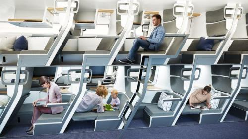 Are Airlines About To Get New Social Distancing Seats? This Startup Thinks So