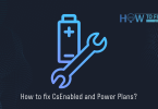 fix csenabled and power plans