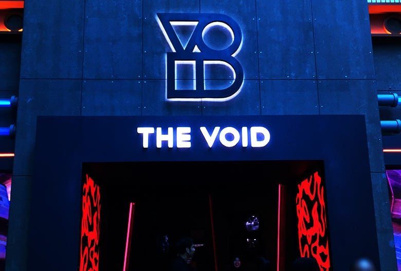 genting indoor 室内 the void