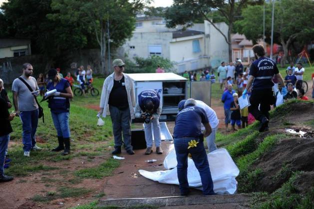 Número de homicídios cresce 22% no primeiro semestre do ano no RS Luiz Armando Vaz/Agencia RBS