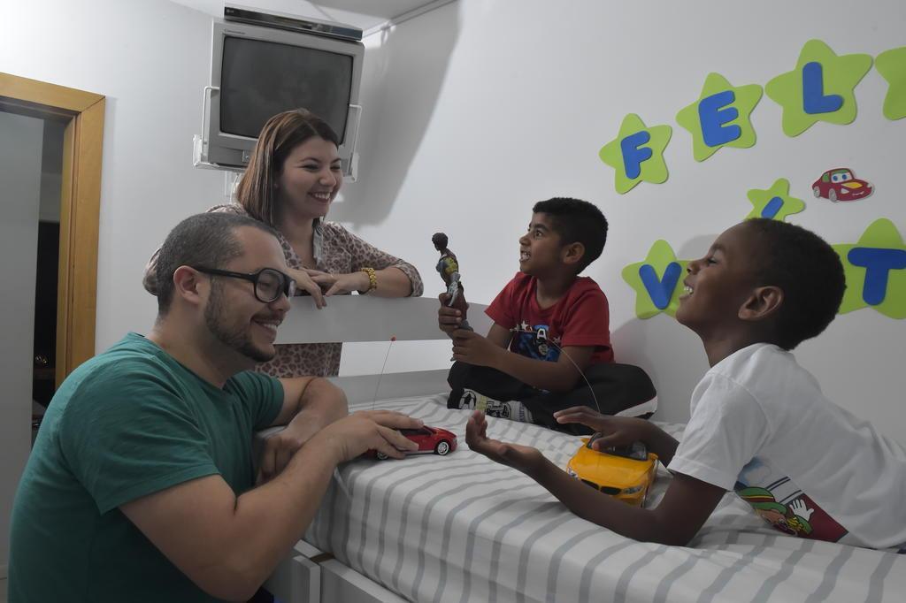 Falhas no sistema tiram chances de adoção de 10% das crianças em abrigos de Porto Alegre Lauro Alves/Agencia RBS