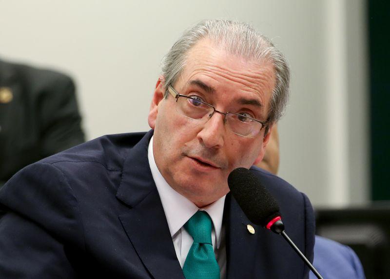 Em cinco operações do FI-FGTS, Cunha teria recebido propinas de pelo menos R$ 15,9 milhões Wilson Dias / Agência Brasil/Agência Brasil
