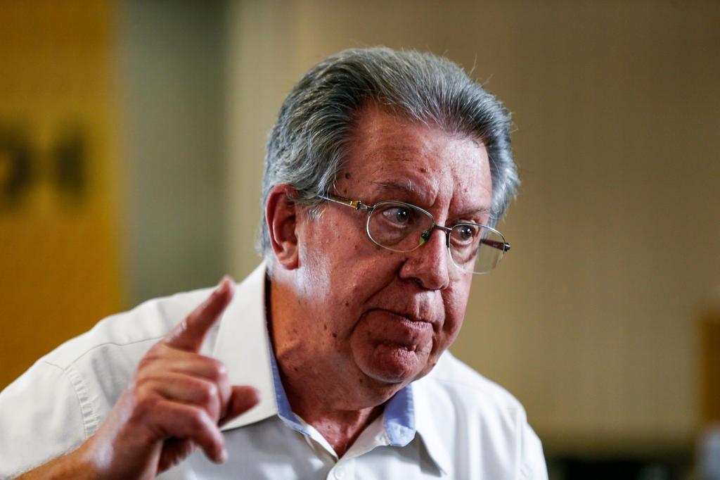 """""""Nosso projeto não é o da corrupção, da aliança com o PMDB"""", diz Raul Pont Omar Freitas/Agencia RBS"""
