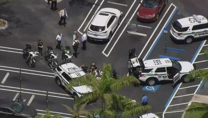 佛羅裏達發生槍擊事件 包括槍手在內3人死亡