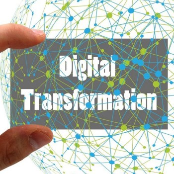 digital transformation stages