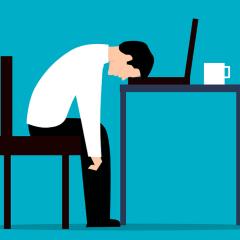老板们必须懂:累死员工的不是工作,而是不快乐的工作。
