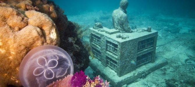 Підводний парк скульптур