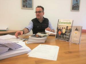 First Zetetick Life mailing zetetick life Zetetick Life magazine released j4 1 300x225