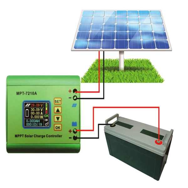 mpt boost mppt charge controller