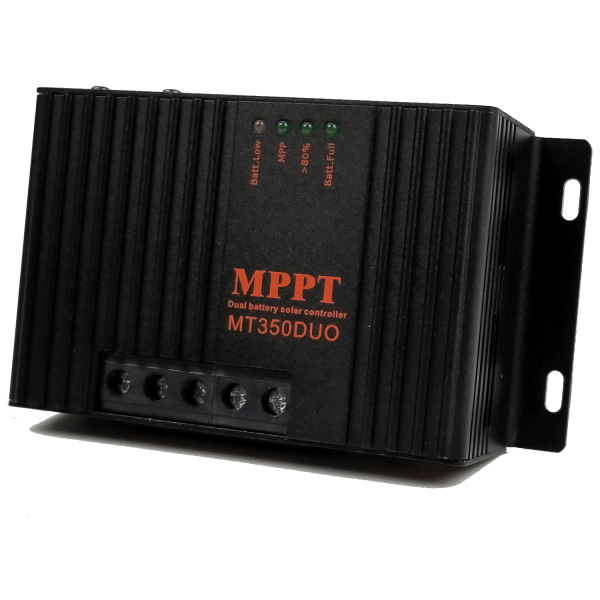 rv duo battery charge controller