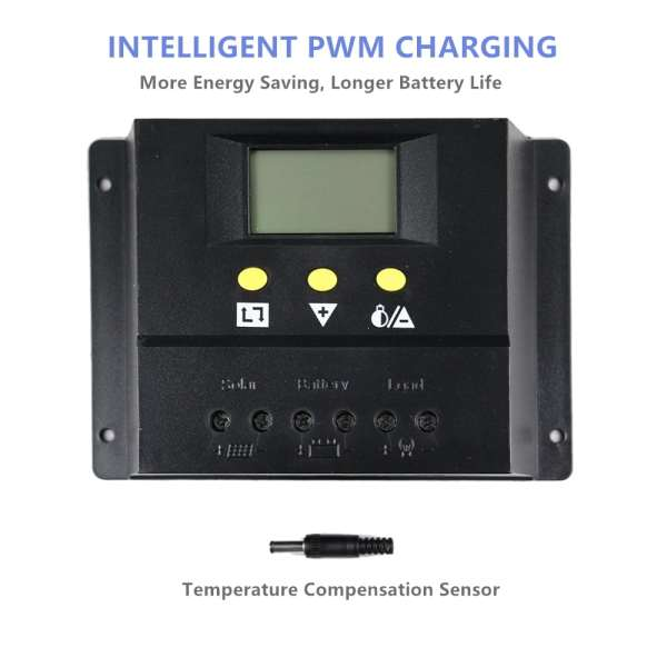 Solar Charge Controller 60 Amp 80 Amp 1