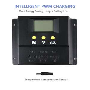 Solar Charge Controller 60 Amp 80 Amp 3
