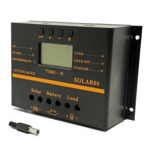 80a solar charge controller
