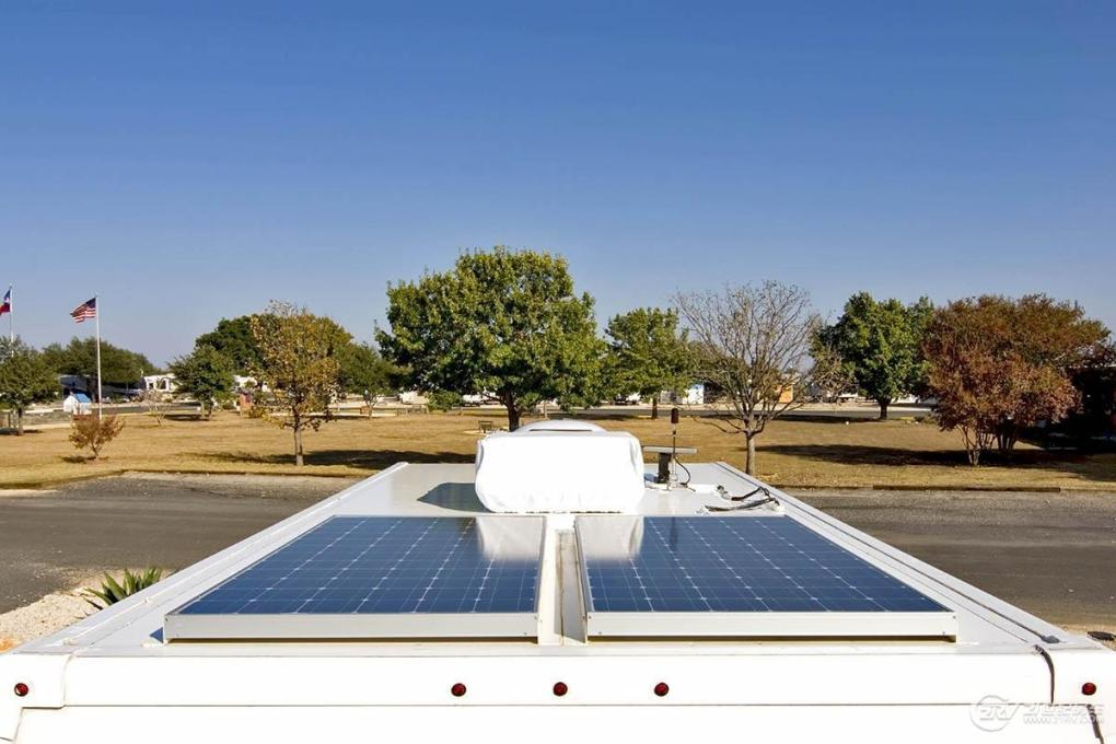 rv solar power systems