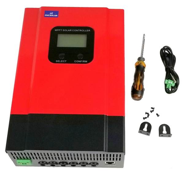 60amp mppt charge controller
