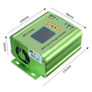 MPT-7210A mppt charge controller