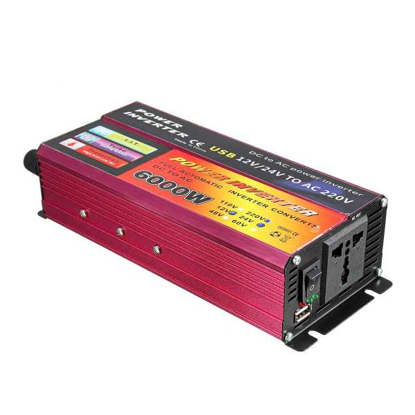 Solar Inverter 1000W 6000W Peak Voltage Converter Transformer 5