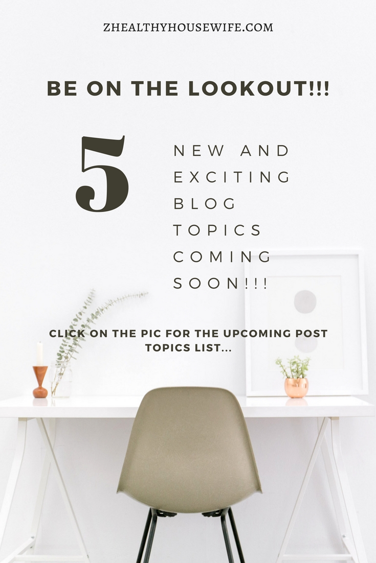 5 new posts coming soon