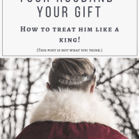 Your Husband-Your Gift